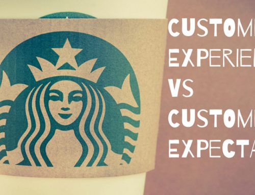 Customer Service Fail – When the experience doesn't meet expectations